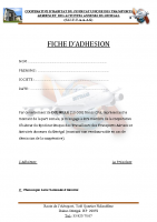 Fiche Adhesion Coop